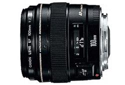 Canon 100/F2.0 USM EF objektív