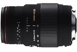 Sigma Minolta/Sony 70-300/4-5.6 APO DG Macro objektív