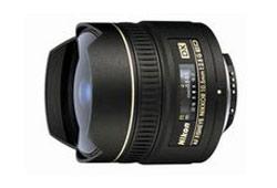 Nikon 10,5/F2.8 AF DX G-ED IF Fisheye objektív