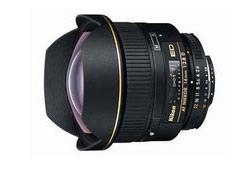 Nikon 14/F2.8 AF-D ED objektív