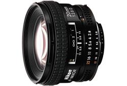 Nikon 20/F2.8 AF-D objektív