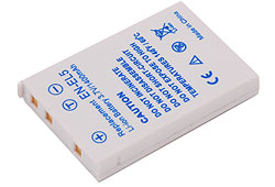 RealPower NIKON CP1, EN-EL5 3.7V 1200mAh utángyártott Li-ion akkumulátor