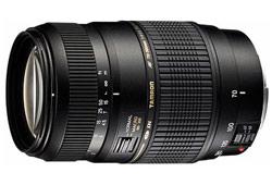 Tamron Canon 70-300/F4-5.6 AF LD Di Macro 1:2 objektív