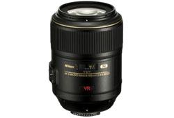 Nikon 105/F2.8 G IF AF-S VR micro objektív