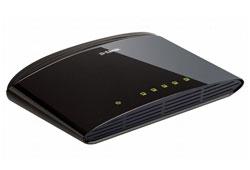 D-Link DES-1005D 5x10/100 5 portos switch