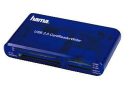 Hama 35in1 USB 2.0 kártyaolvasó