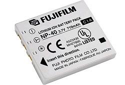 Real Power Fuji NP-40/Pentax D-Li8/Kodak Klic-7005 akkumulátor