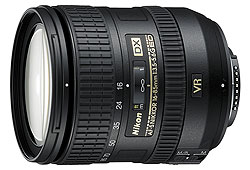 Nikon 16-85/F3.5-5.6 AF-S DX ED VR objektív