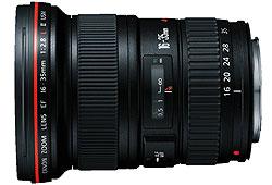 Canon 16-35/F2.8 USM EF-L II objektív