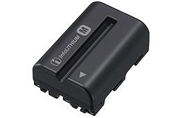 Sony NP-FM500H Info Lithium akkumulátor
