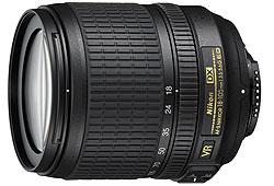 Nikon 18-105/F3.5-5.6 AF-S DX ED VR objektív