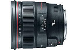 Canon 24/F1.4 USM EF-L II objektív
