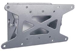 """Stell SHO1028 VESA200x100 dönthető fali tartó konzol 13-30""""-ig, szürke"""