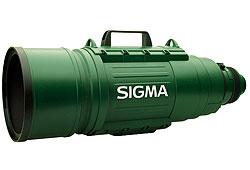 Sigma Nikon 200-500/2.8 EX DG APO objektív