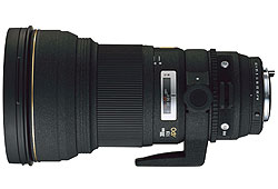 Sigma Pentax 300/2.8 EX DG APO objektív