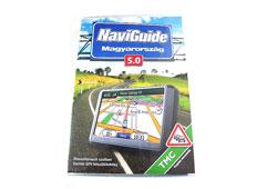 NaviGuide Magyarország térképszoftver