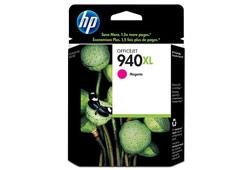 HP 940 XL (C4908AE) nagy kapacítású bíbor tintapatron