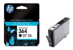 HP 364 (CB317EE) fotó fekete tintapatron