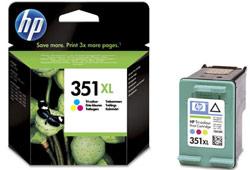 HP 351 XL (CB338E) színes nagy kapacítású tintapatron