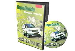TopoGuide Magyarország térképszoftver