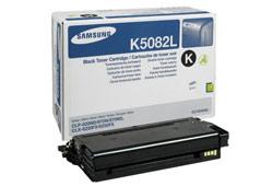 Samsung CLT-K5082L nagy kapacítású fekete toner
