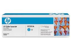 HP LaserJet CC531A (304A) cián toner