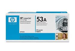 HP LaserJet Q7553A fekete toner