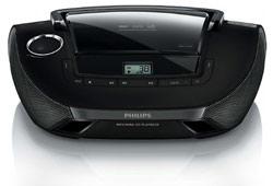 Philips AZ1837 hordozható CD-s rádió