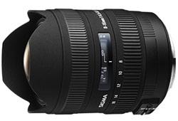 Sigma Canon 8-16/4.5-5.6 DC HSM objektív