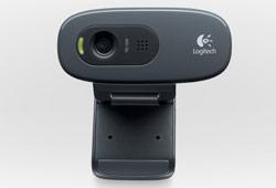 Logitech C270 HD webkamera (960-001063)