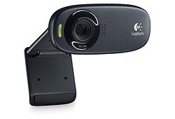 Logitech C310 HD webkamera (960-000637)