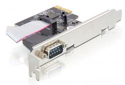 Delock 89236 PCI-E -> soros port átalakító