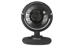 Trust 16429 Spotlight webkamera, fekete