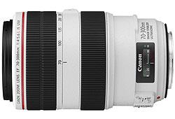 Canon 70-300/F4-5.6 EF-L IS USM objektív