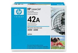 HP LaserJet  Q5942A fekete toner