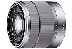 Sony 18-55/F3.5-6.3 E OSS objektív